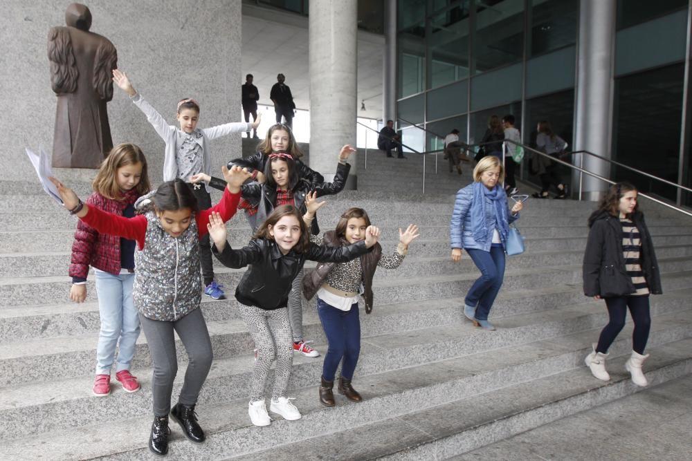 """""""The next step"""" hace bailar a Vigo"""