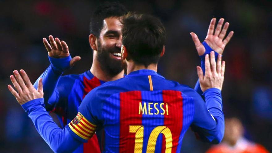 El Barça goleja l'Osasuna