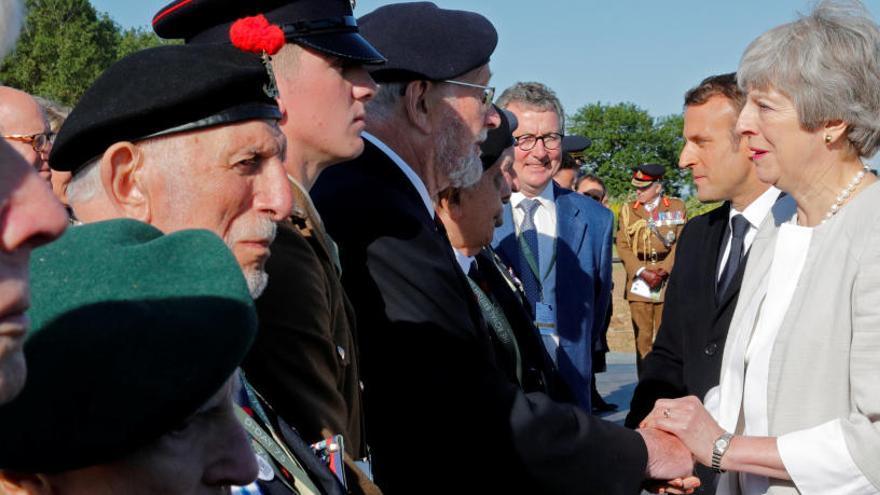 Europa i els EUA commemoren el 75è aniversari del desembarcament de Normandia