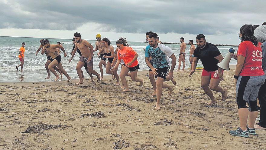 Burriana elige a los vigilantes de la playa de la provincia