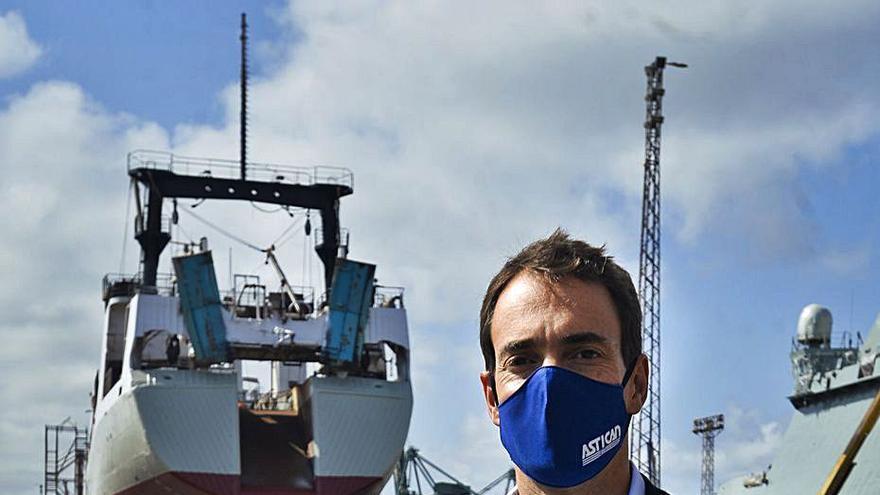 """""""La Luz es un puerto competitivo hasta en circunstancias de crisis"""""""