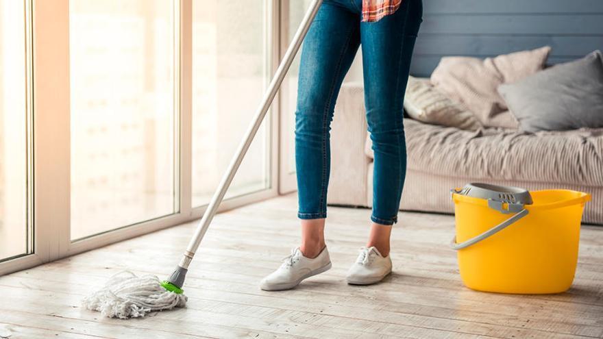 La fregona de moda que está revolucionando el mercado por su capacidad de limpieza
