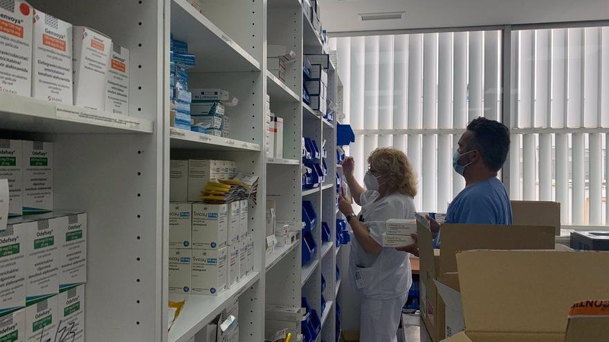 El Clínico se suma al convenio regional para ofrecer medicamentos en la farmacia