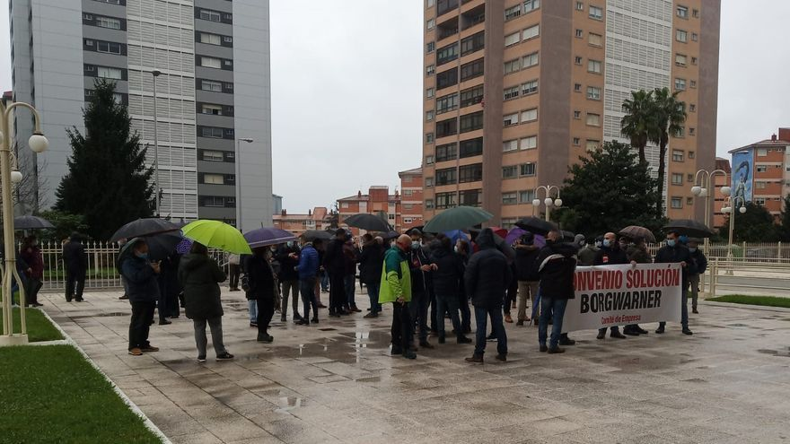 "BorgWarner Vigo tacha la huelga de ""desproporcionada"""