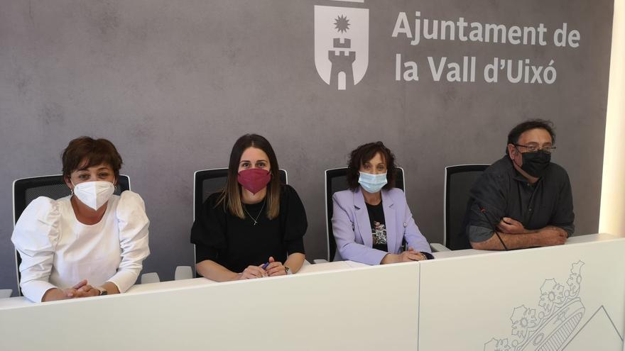La Vall inicia los trámites para construir el segundo polideportivo