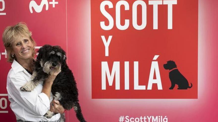 Mercedes Milá roda a Barcelona la tercera edició del programa «Scott y Milá»