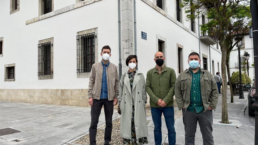 Los cuatro concejales de Ciudadanos de Pravia dejan el partido y pasan al Grupo Mixto