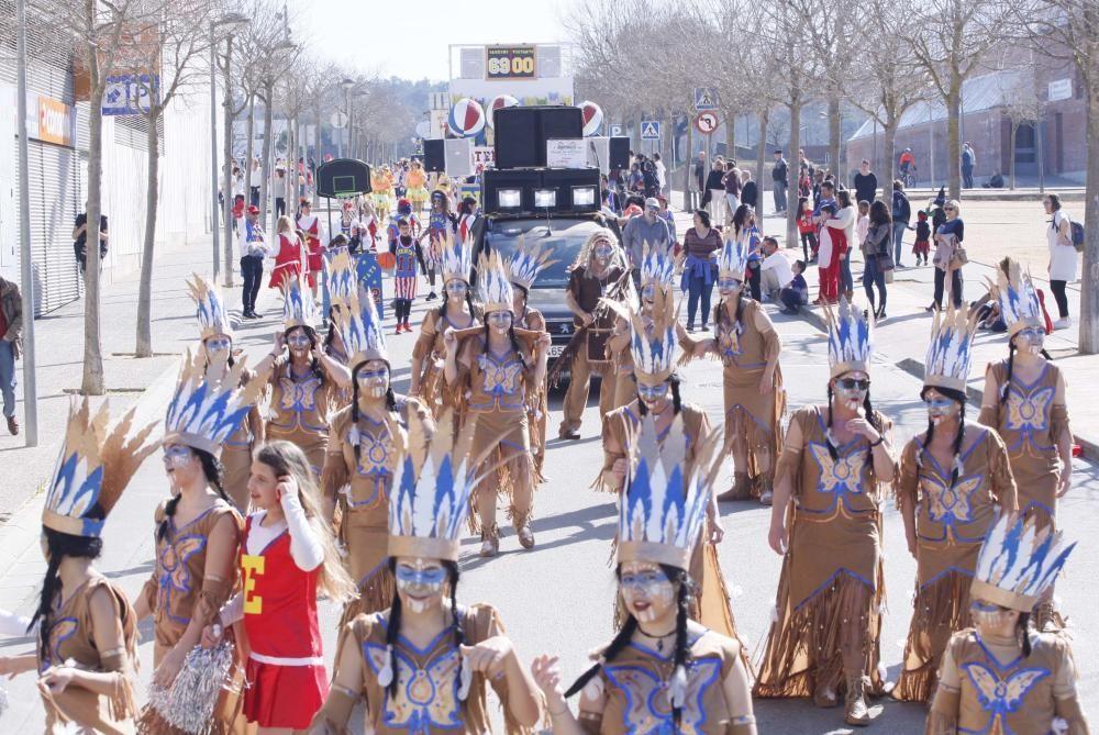 Carnaval a Llagostera