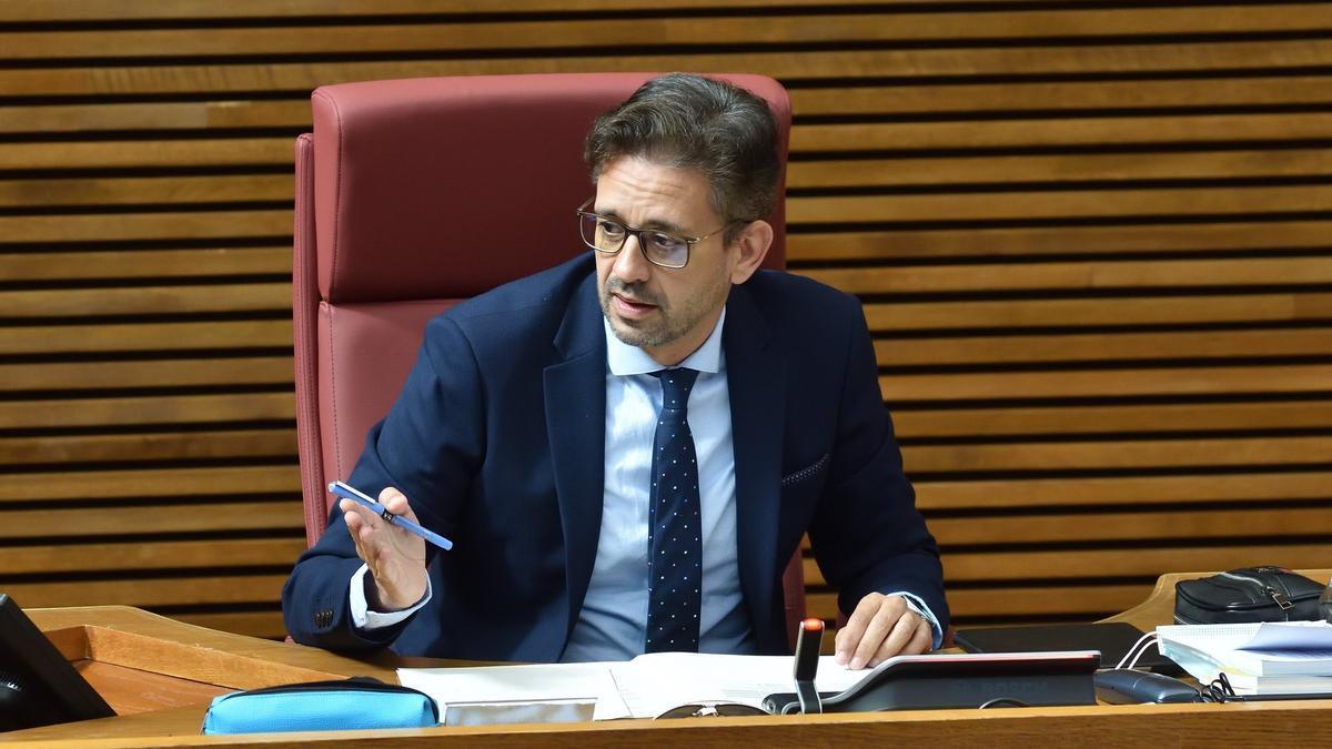 El diputado del PP Juan José Zaplana.