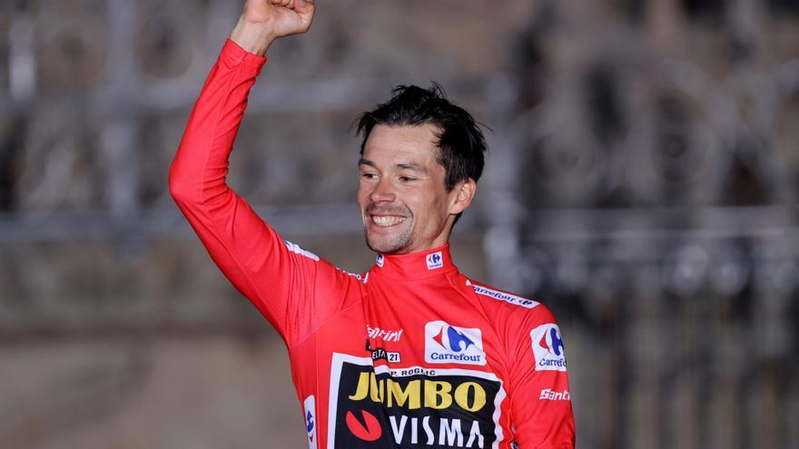 Vídeo resumen de la etapa 25 de la Vuelta a España 2021