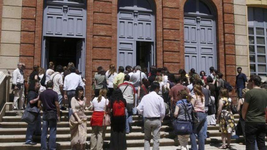Zamora recibirá en junio a más de 2.000 opositores de Secundaria