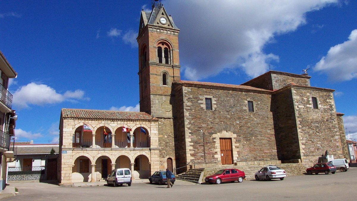 Ayuntamiento de Carbajales de Alba