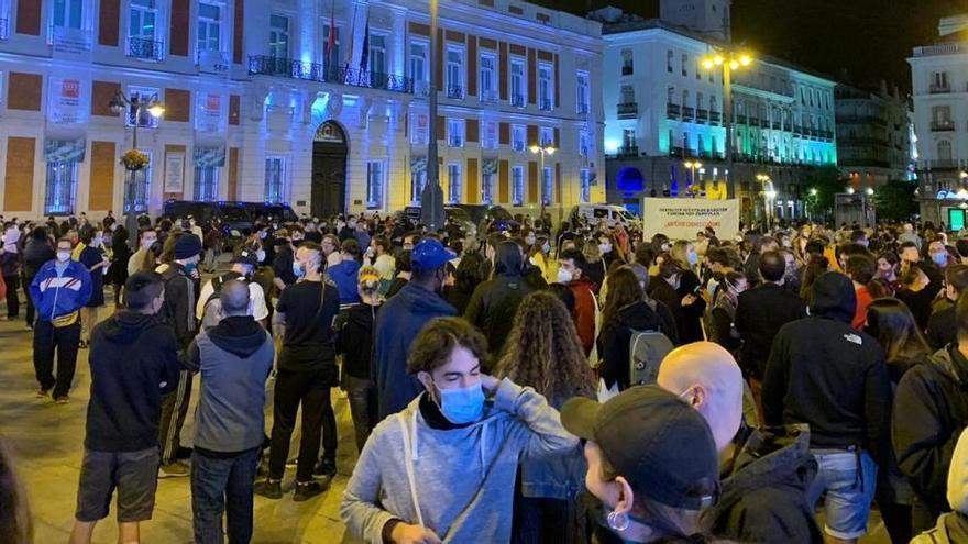 """Madrid """"acomodará"""" las limitaciones de movilidad si la justicia así lo pide"""