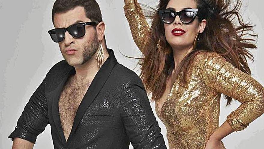 L'electro-pop dels festius Ladilla Rusa s'afegeix al cartell del Vibra Festival