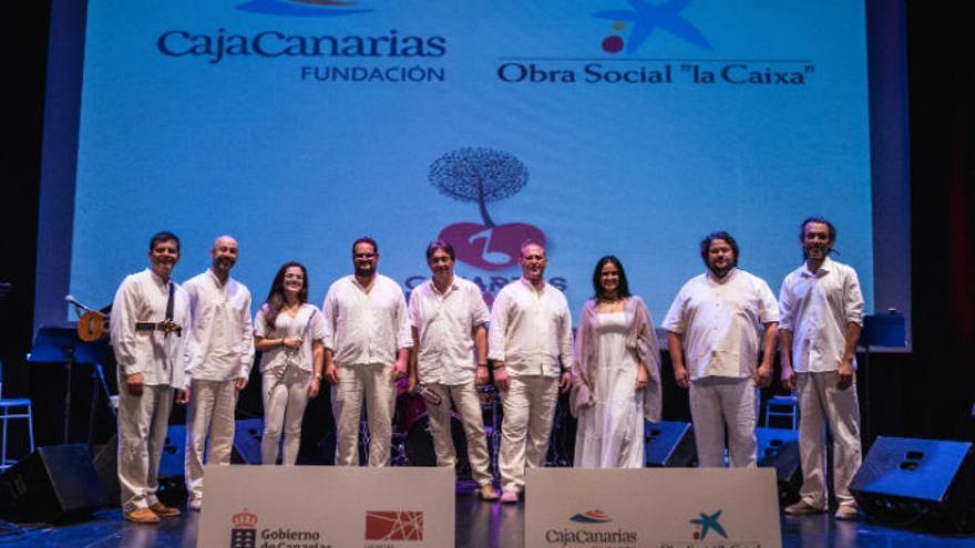 Benito Cabrera recorre la música popular canaria con un concierto en La Palma