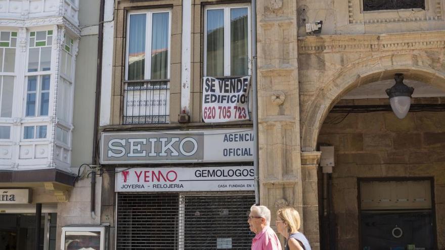 El precio de la vivienda aumenta en Asturias el 4,4%, el mayor avance en diez años