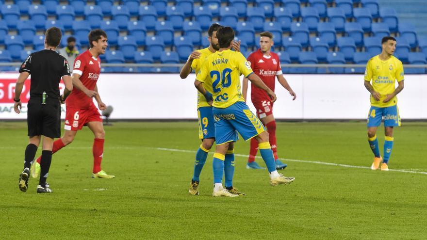 UD Las Palmas 0 - 0 AD Alcorcón