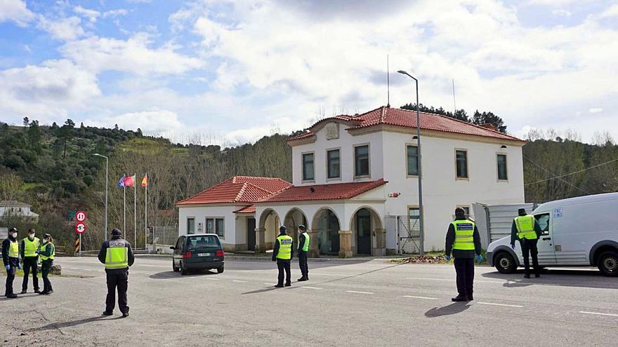 Preocupación en Sayago y Aliste por el repunte de COVID en Miranda do Douro