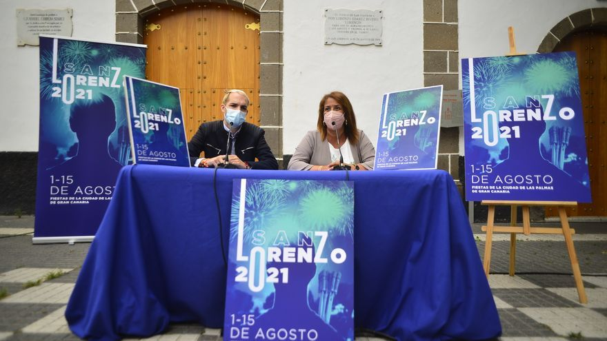 San Lorenzo suspende los fuegos por segundo año pero recupera parte de los actos fetivos