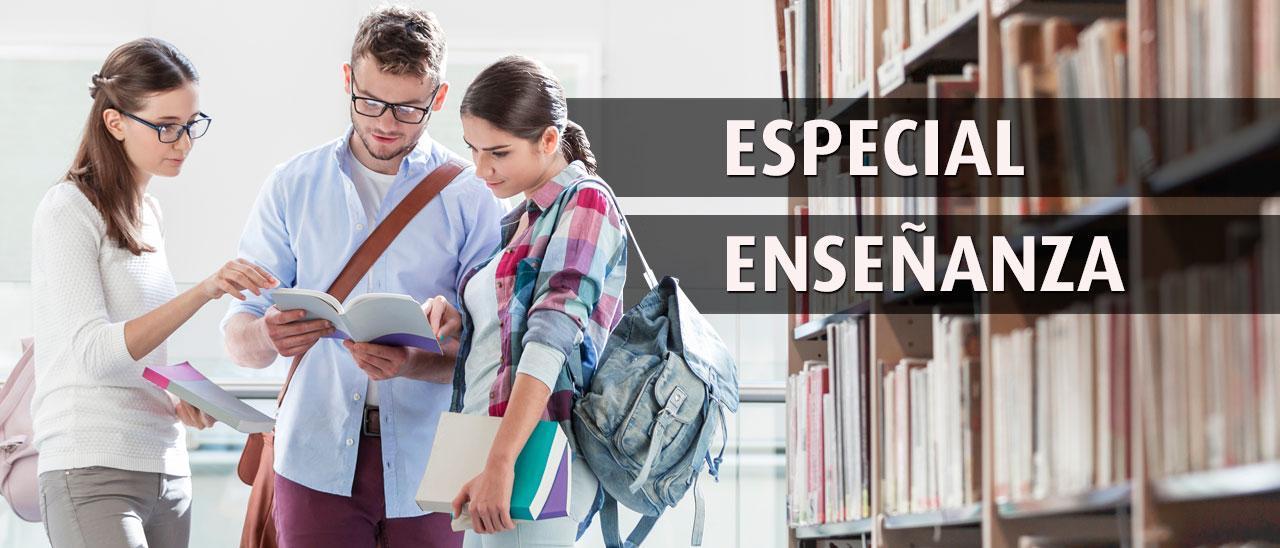 ESPECIAL ENSEÑANZA