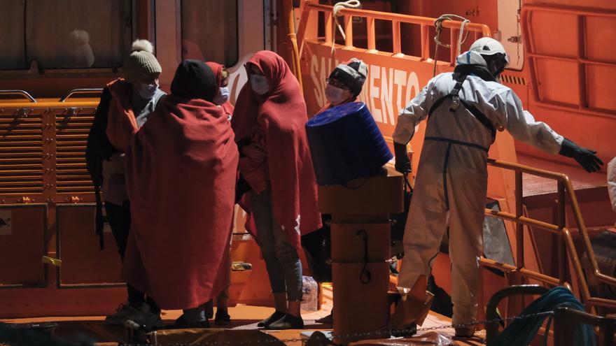 La ONU cifra en 850 las muertes en la Ruta Canaria en 2020, un 40% más
