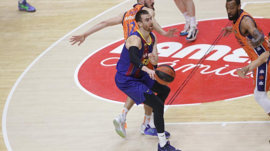 Víctor Claver apuesta por el Valencia Basket