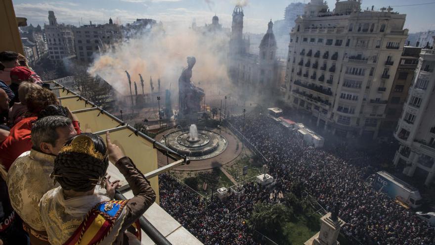 València deja las Fallas en manos del Ministerio de Sanidad