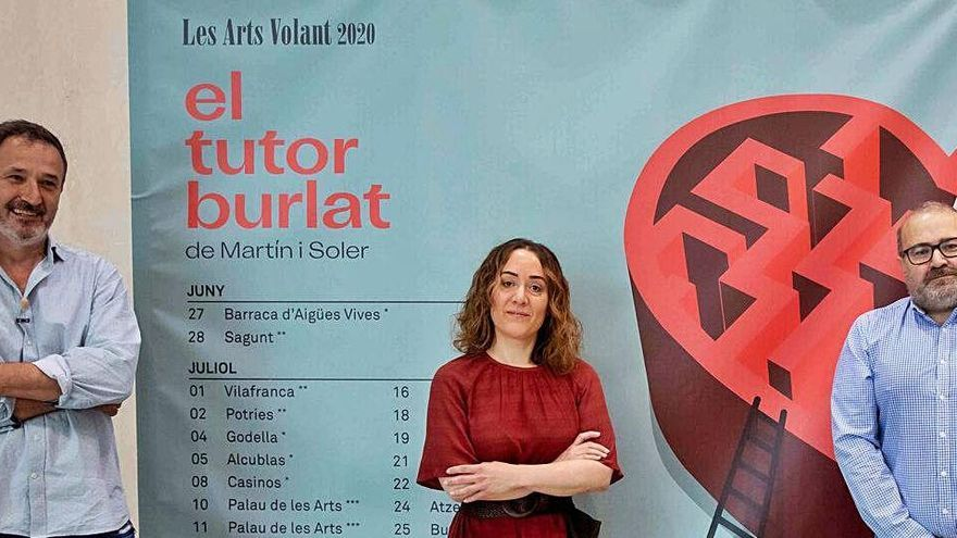 Les Arts Volant se activa con 'El tutor burlat'