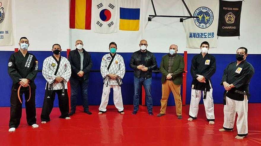 El Dojo Kumite, de estreno