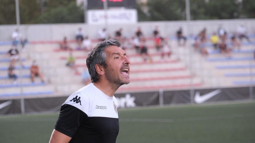 """Cubillo: """"La lesión de Benja parece complicada"""""""