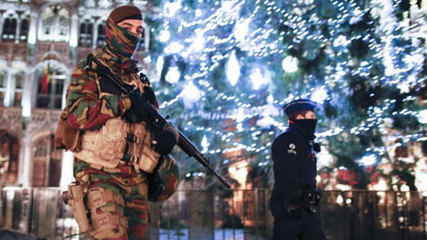 Policías belgas, de orgía durante la alerta terrorista
