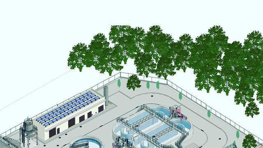 L'ACA duplicarà la capacitat de l'estació depuradora de St. Gregori