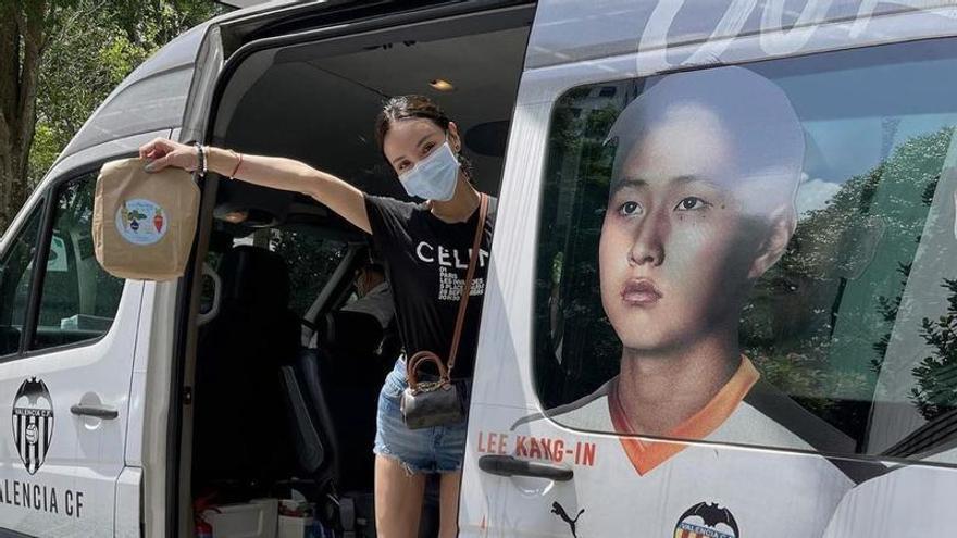 Kim Lim y el símbolo 'fallido' del Valencia