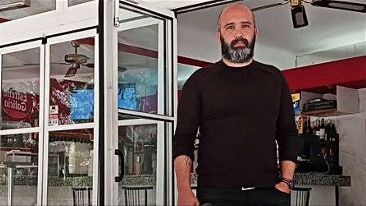 Alejandro Dimopoulos. | L.MARINA