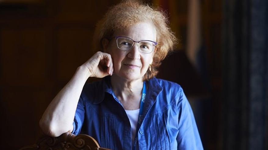 Margarita del Val vuelve a La Térmica para analizar evolución del Covid