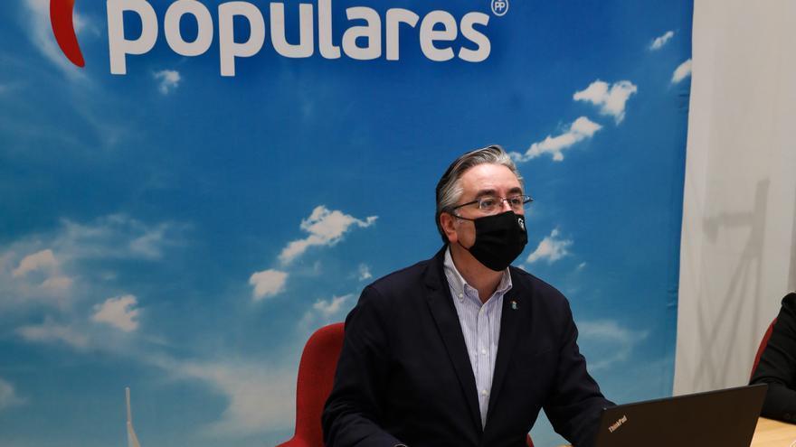 Pablo González, elegido presidente del PP de GIjón por la Junta Directiva local