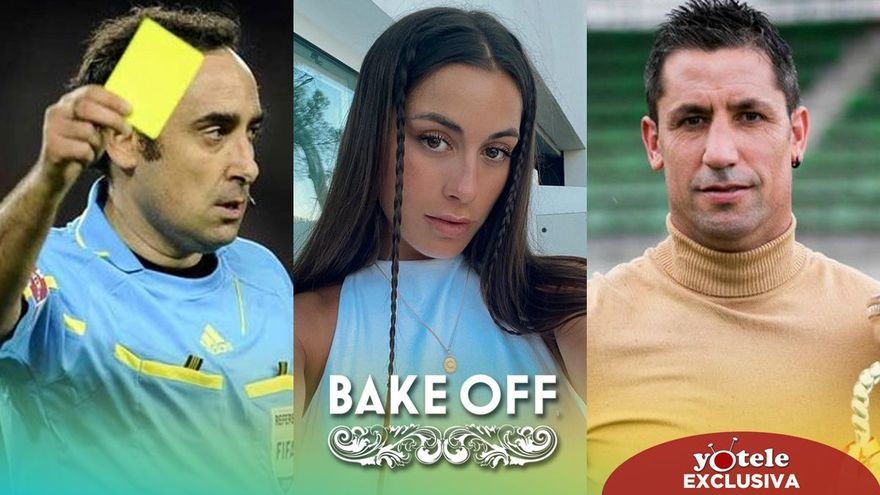Iturralde, Capdevila y Paula Gonu se unen a Esperanza Aguirre y Soy Una Pringada como concursantes de 'Celebrity Bake Off'
