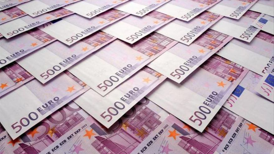El Banc d'Espanya deixa de fabricar bitllets de 500 euros