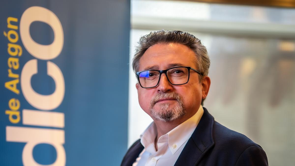 Miguel Ángel Ruiz Conde es jefe de Ginecología del Hospital Materno Infantil de Zaragoza.