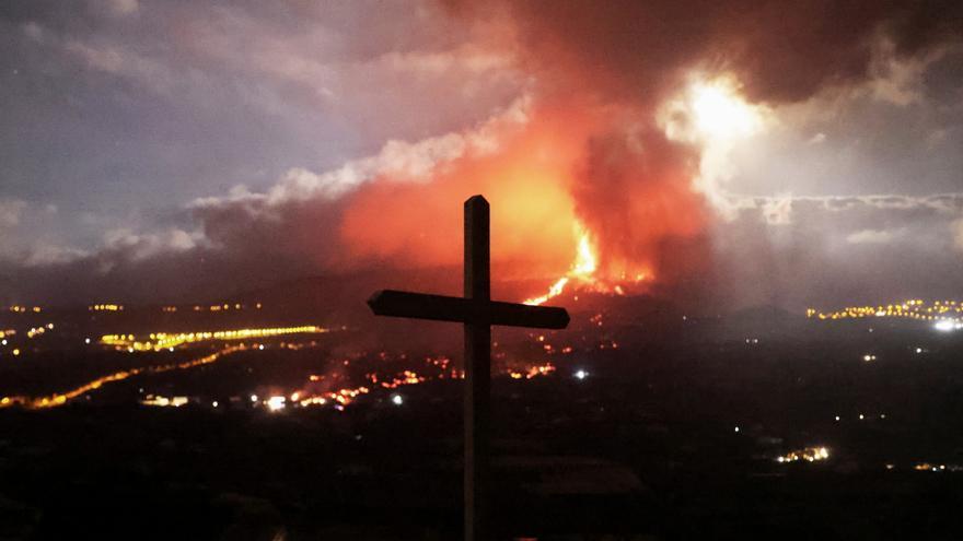 Maroto y el volcán