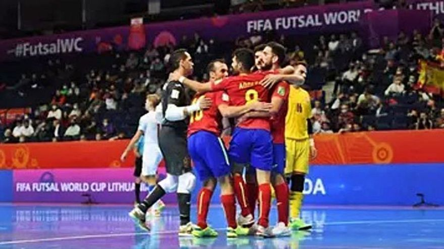 España sufre la remontada de Portugal (4-2) y se despide en cuartos del Mundial