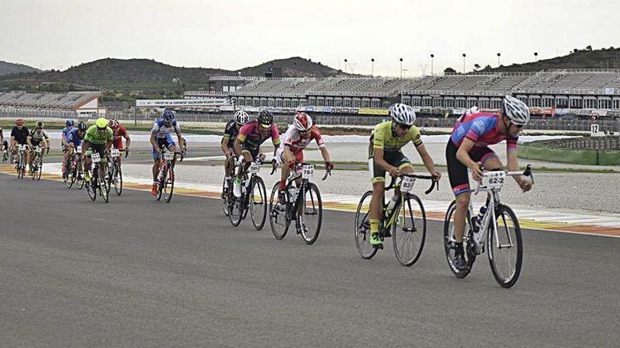 Cheste recupera su prueba de resistencia ciclista