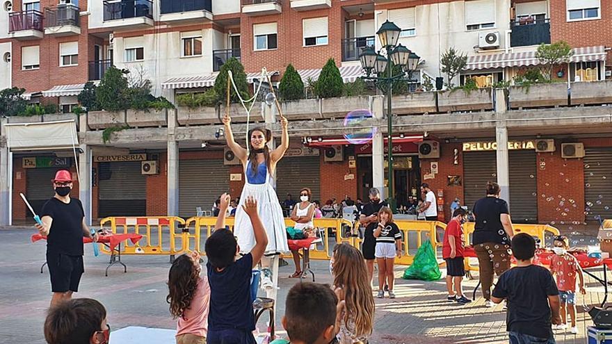 Meliana torna a la «normalitat» gràcies a les seues festes