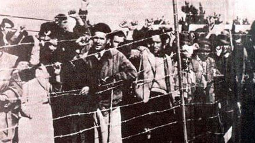 """""""El convoy de los 927"""": los refugiados españoles que acabaron en Mauthausen"""