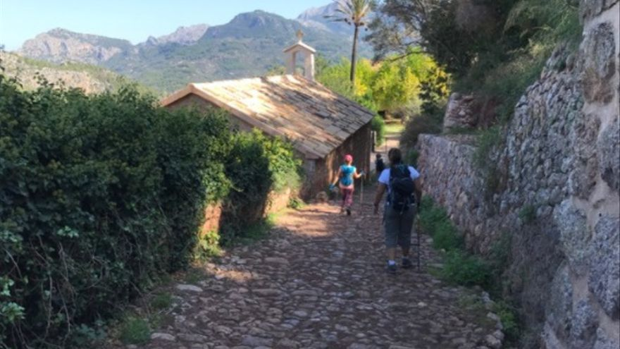 El Camí de Castelló (Sóller-Deià)
