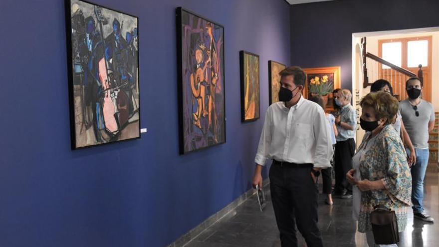 El Museu de Belles Arts abre una antológica de Juan Francés