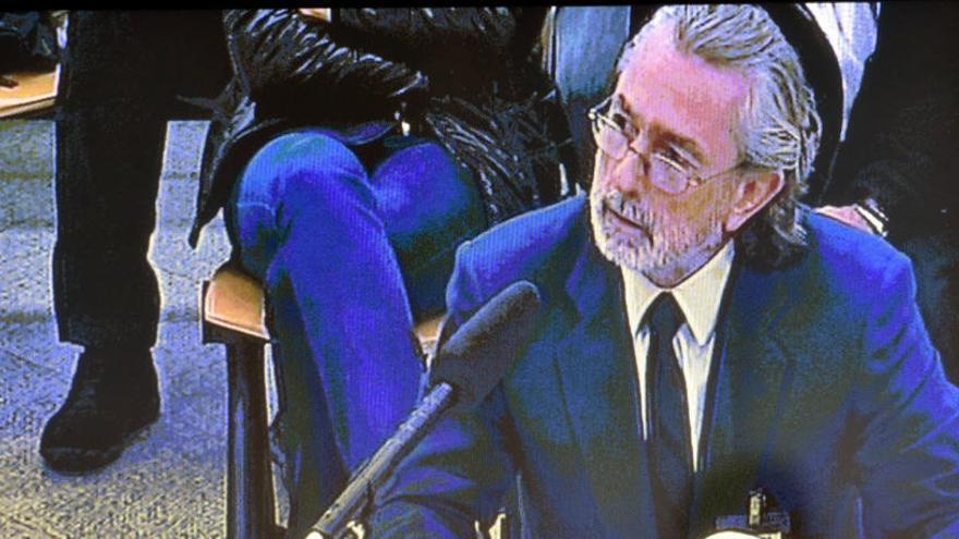 Correa desvetlla que Bárcenas va arreglar contractes amb Foment i Medi Ambient