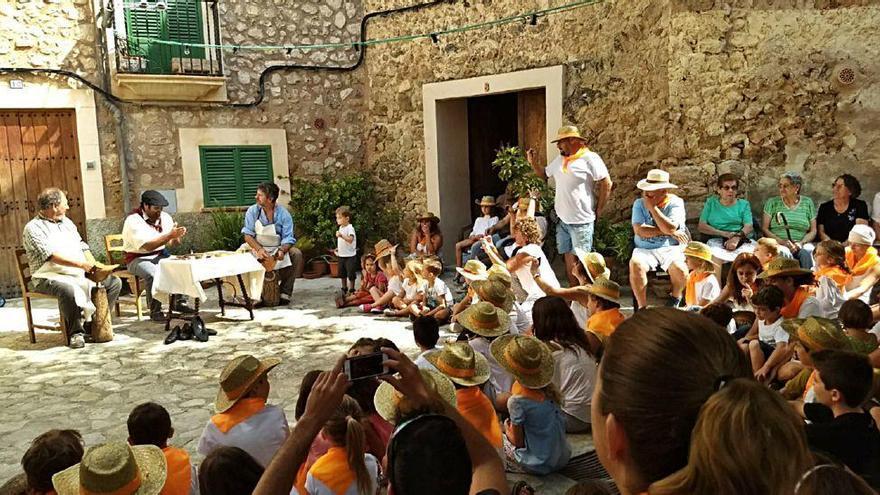 Hoy comienzan en Bunyola las fiestas de Sant Mateu