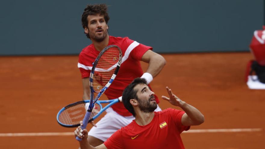 Feliciano y Marc López conquistan su primer Godó