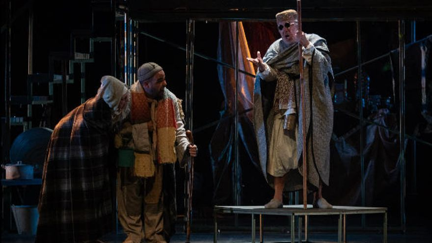 El Teatro Cuyás publica en redes la obra 'Misericordia', de Benito Pérez Galdós